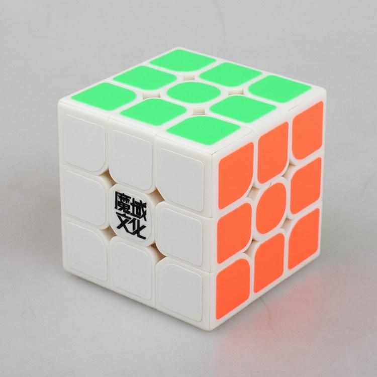 3X3X3 MoYu DianMa 57mm Magico Speed Cubo Enhanced Edition - Spel och pussel - Foto 4