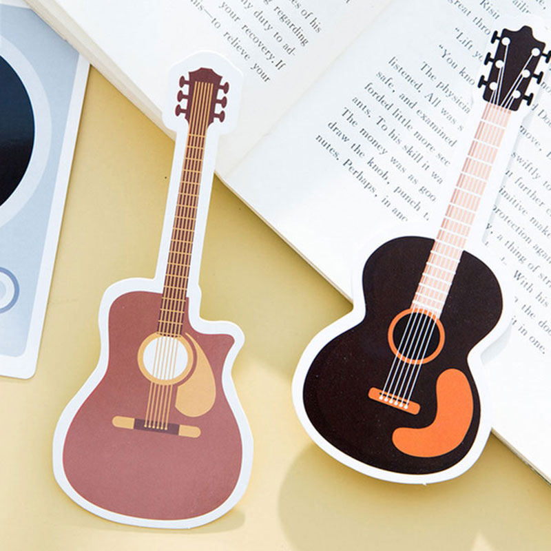 30 Pcs Lot Novelty Musical Instruments Postcard Heteromorphism Greeting Card Christmas Birthday Message Gift Cards In Invitations From