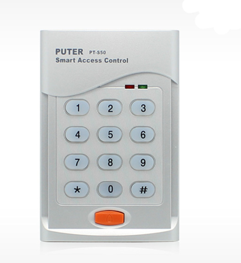 6000 User Four Mode Open Door Non-contact  Access Control System
