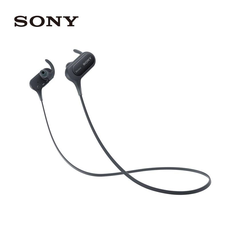 Original Sony MDR-XB50BS Black EXTRA BASS Sports Bluetooth In-Ear earphone MDRXB50BS sony беспроводные наушники