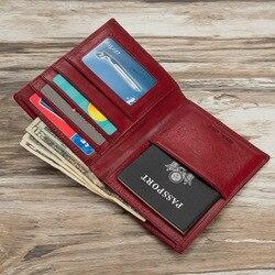 Mitao مصنع السفر محفظة لجواز السفر المنظم الايطالية الأحمر الخضار الجلود جواز سفر أغطية جلدية 6 اللون للاختيار