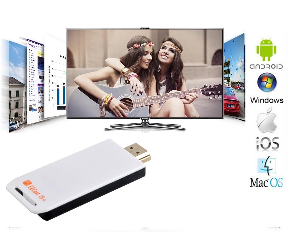 Ezcast 4k X 2k Hdmi Wifi Display Dongle Receiver 2 4g 5g