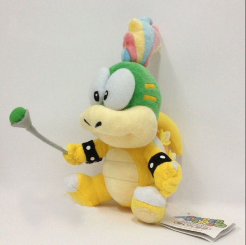 8 Super Mario Bros. Plush Lemmy Koopa Koopaling Soft Toy Doll Teddy Gift asep rahmat fajar the public participation in the selection of justice in indonesia