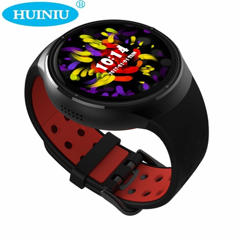 HUINIU Smart Watch Heart Rate Tracker Passometer Message Fitness Tracker Call Reminder Earphone Support SIM Card For Android IOS f2 smart watch accurate heart rate