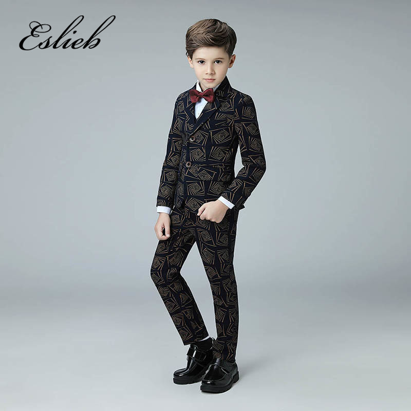 Winter New Arrival Fashionable England Style Thicken Fleece Boy\'s ...