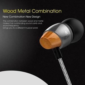 Image 5 - Astrotec AM800 Holz Metall Design mit Anständige Sound in ohr kopfhörer holz metall kombination