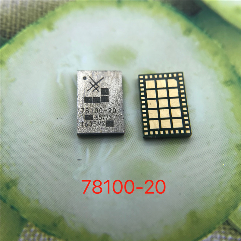 5pcs/lot Original LBPA_RF 78100-20 Power amplifier IC for iphone 7 7plus on motherboard