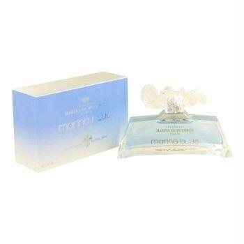Marina Blue by Marina De Bourbon Eau De Parfum Spray 3.3 oz marina blue by marina de bourbon by marina de bourbon for women