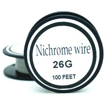 Electronic cigarette heating wire 26 Gauge 100 FT 0.4mm Cantal Resistance Resistor AWG