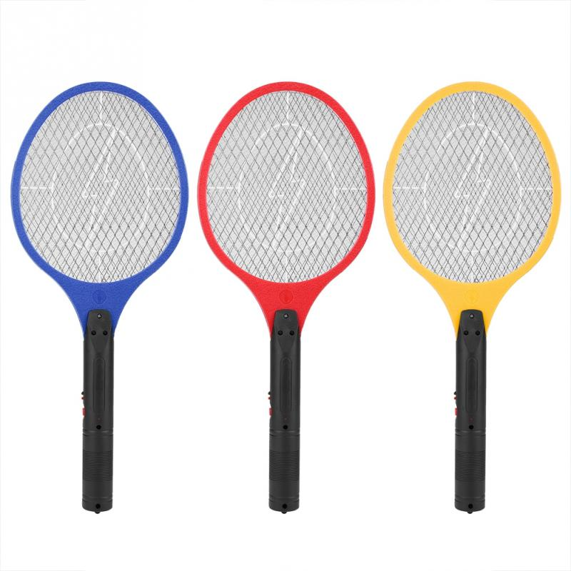 Electric Mosquito /& Fly Swatter \ Bug Zapper