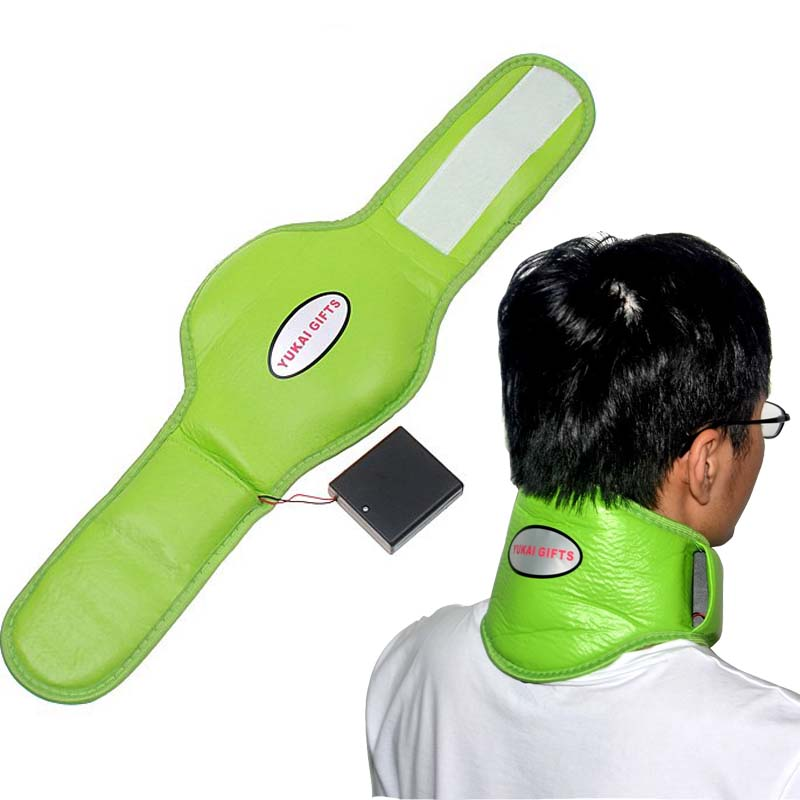 Neck Massager to Cure Neck Sickness Easily As Seen On TV Free Shipping виниловые пластинки disturbed the sickness