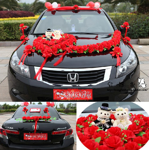 Wedding car decoration with artificial flowers choice image hot sell artificial flower for wedding car decoration decorations hot sell artificial flower for wedding car junglespirit Image collections