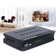 1080P DVB-S2 HD Set Top Box Digital Satellite IPTV Combo TV Box Receiver Support USB WIFI Full SD/HD DVBS/S2, MPEG2 MPEG4