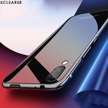 Original ECLEARER Luxury Aluminum Metal Plastic Tempered Glass Case For VIVO NEX A VIVO NEX S