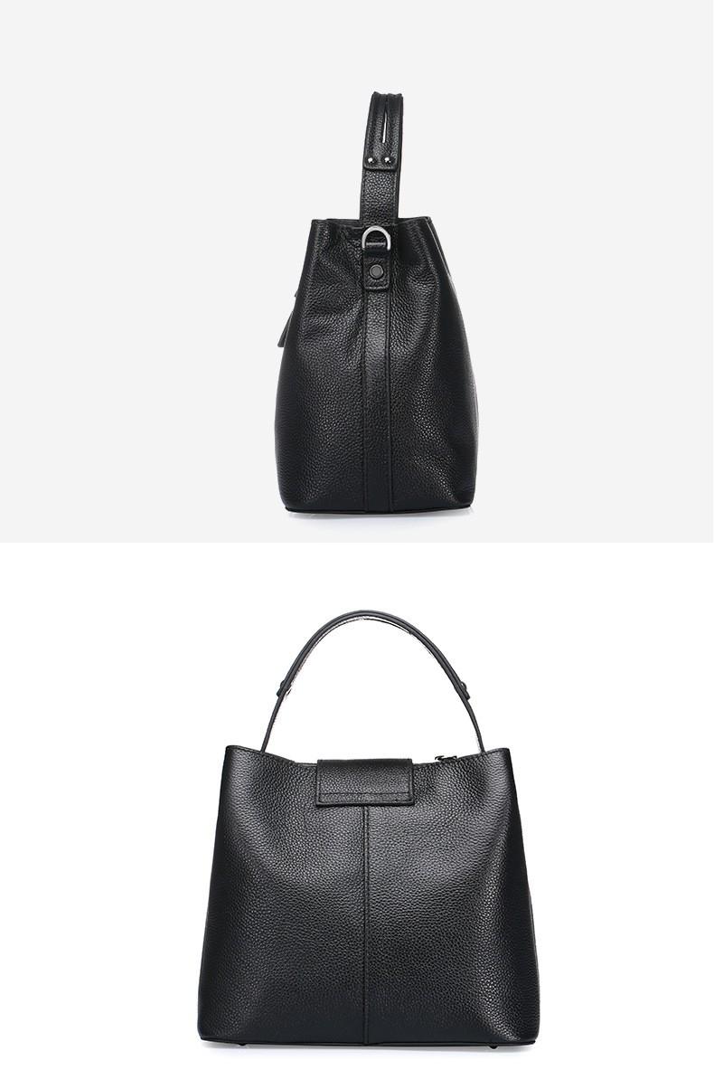 women genuine leather handbag 17