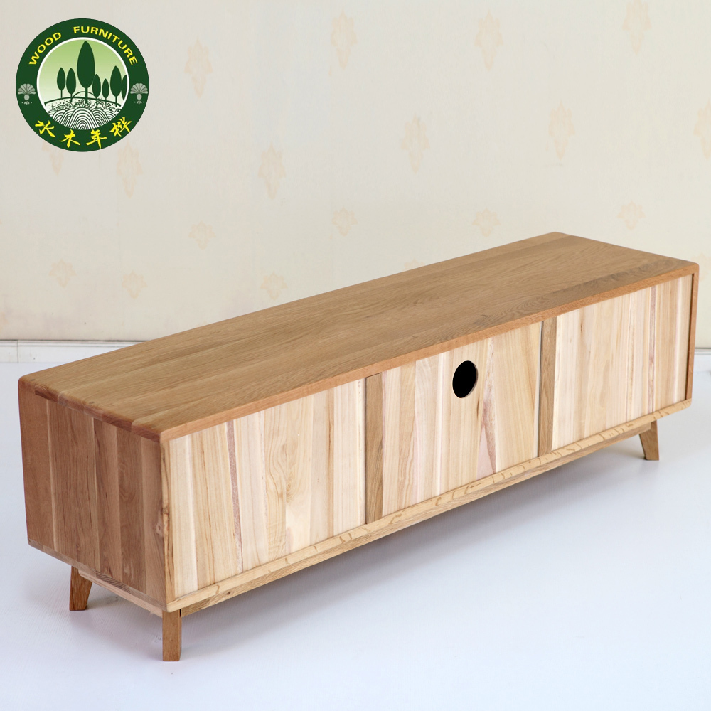 Bon Mizuki In Birch Wood White Oak Furniture Four Pumping LCD TV Cabinet TV  Cabinet Japanese Style In Bar Tables From Furniture On Aliexpress.com |  Alibaba ...