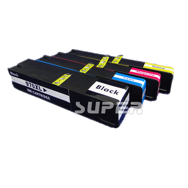 for HP970  Compatible ink cartridges  for HP 451 printer   With full ink and chips