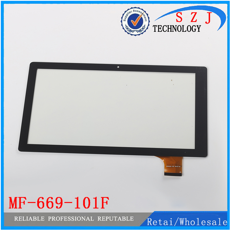 Original 10.1'' inch Touch Screen Digitizer For MF-669-101F Tablet External Touch Panel Glass Sensor Free shipping 10pcs/lot mf 352 080fpc touch