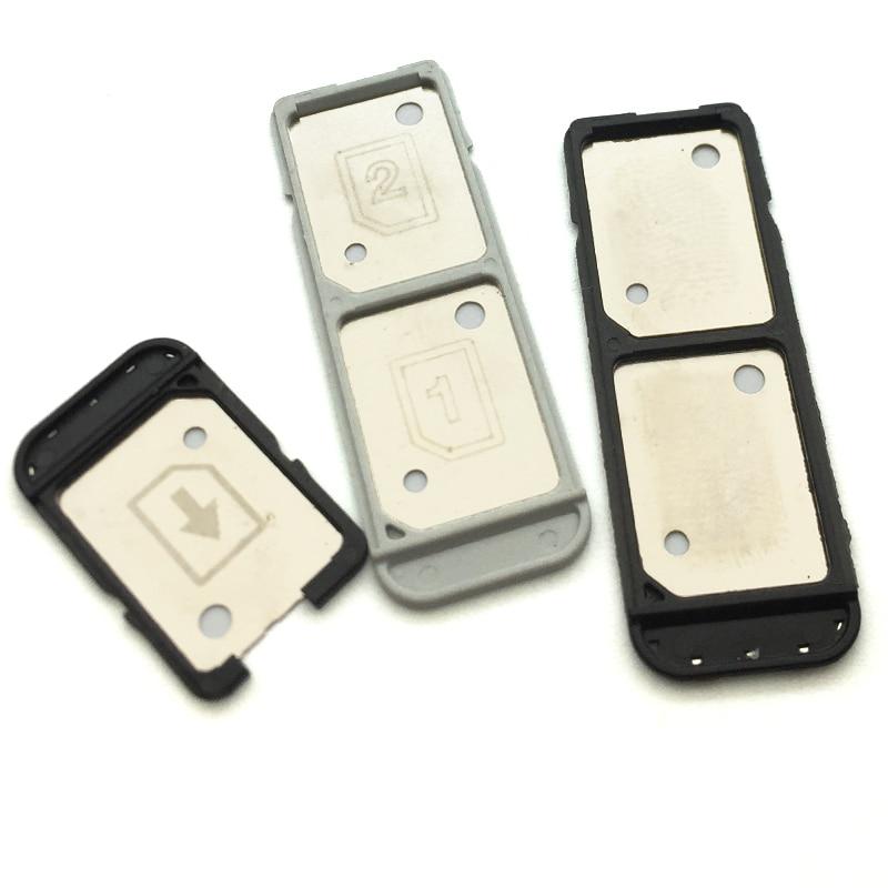 New Sim Card Adapter For Sony Xperia L1 G3311 G3312 G3313 SIM Card Slot Tray Holder Dual/Singel