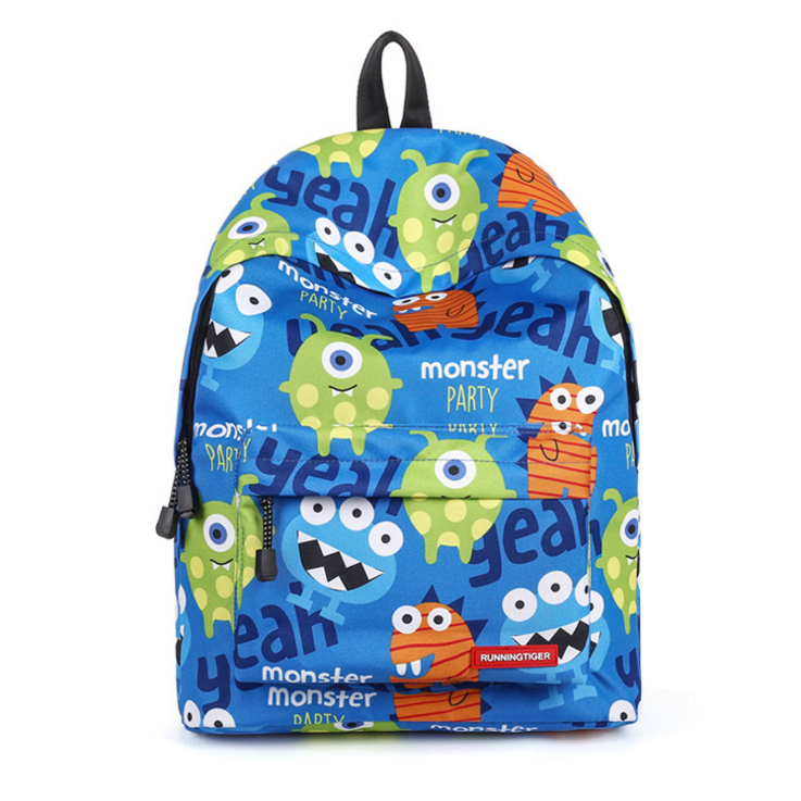 Wishot Seventeen 17 Backpack Canvas Bag Schoolbag Travel Shoulder Bag Rucksacks For Women Girls Luggage & Bags Men's Bags