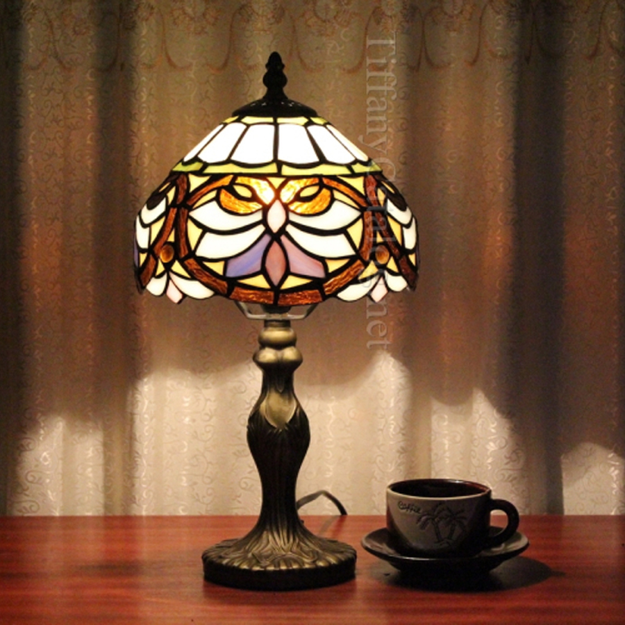 Hot Sale European Classical Desk Lamp Tiffany Living Room