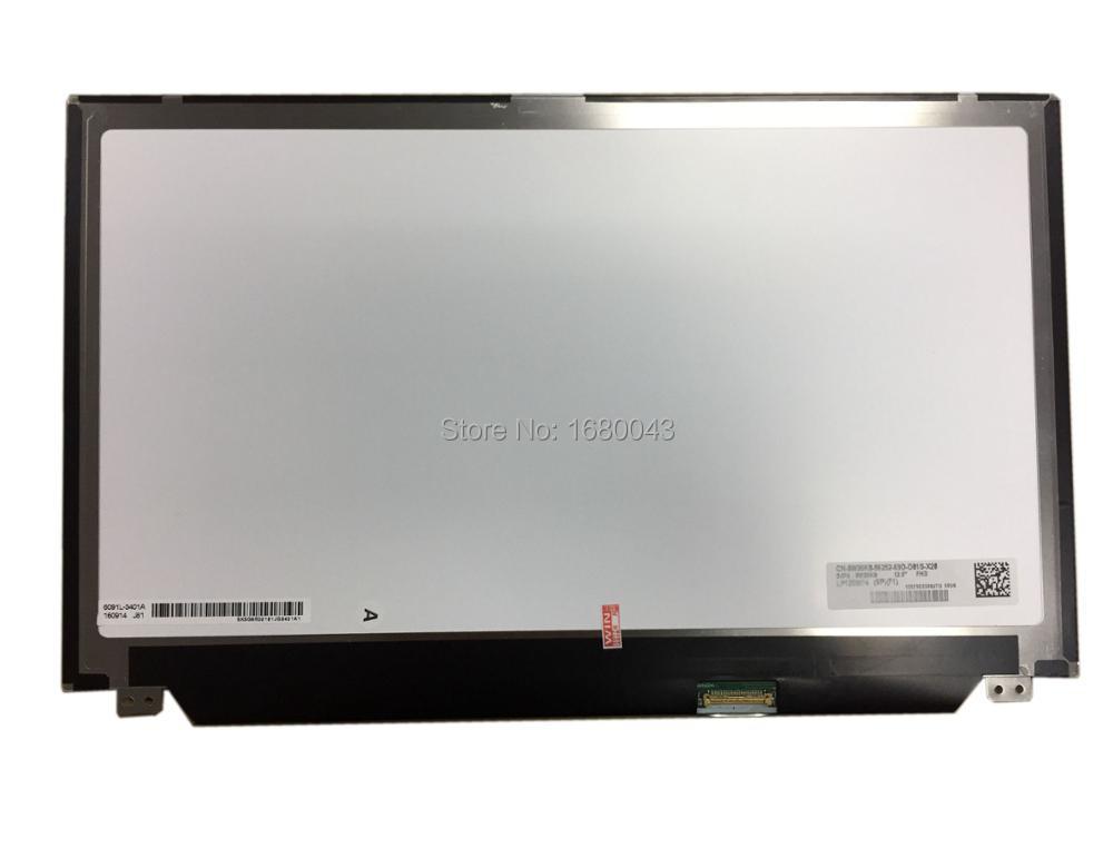 LP125WF4 SPF1 fit LP125WF4-SPF1 NV125FHM-N41 B125HAN02.3 IPS LCD Screen 1920x1080PLP125WF4 SPF1 fit LP125WF4-SPF1 NV125FHM-N41 B125HAN02.3 IPS LCD Screen 1920x1080P
