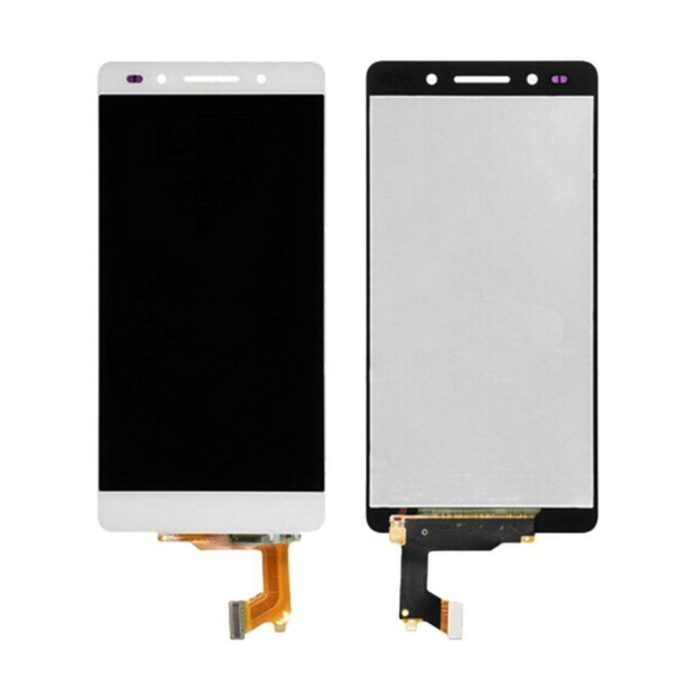 New For Huawei Honor 7 Touch screen Digitizer with LCD Display Assembly Free Shipping free tools