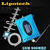 Original New LCD Display GSM 900mhz Signal Booster GSM 900 65dB Cell Phone Cellular Signal Repeater