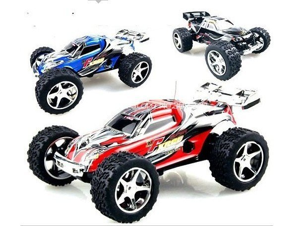 F03357 1:23 RTR WL 2019 Mini RC Remoto contorl racing Car Truck W/ Super Amazing high speed 20-30kh/M (2 colors) Toy