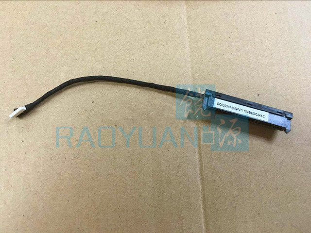 Genuine hdd cable For HP ENVY4 ENVY6 M6 ENVY4-1000 ENVY6-1000 original laptop HDD SATA hard drive connector cable hdd hp j9f42a