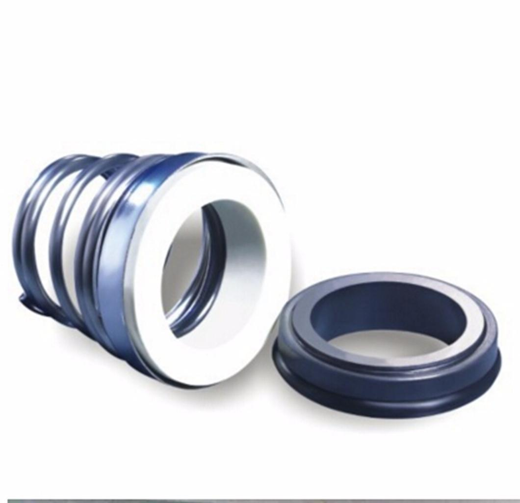 10-35mm Water Pump Rotary Ring Carbon Stationary Ring Ceramic Mechanical Shaft Seal Single Coil Spring For Circulation Pump