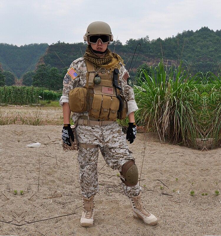 Gilet tactique d'entraînement de protection multifonction fantôme CS CF de haute qualité