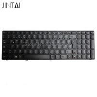 JINTAI Laptop German Tastatur Keyboard QWERTZ For IBM Lenovo IdeaPad G580 Z580 V580