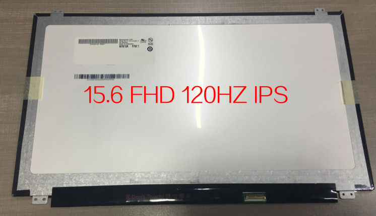 B156HAN04.2 15.6 3D LCD Screen B156HAN04 FHD edp 30pin 120HZ grassroot 15 6 inch b156htn05 1 led lcd screen for alienware 15 r3 1920x1080 fhd 120hz display 3d edp 30pin replacement screen