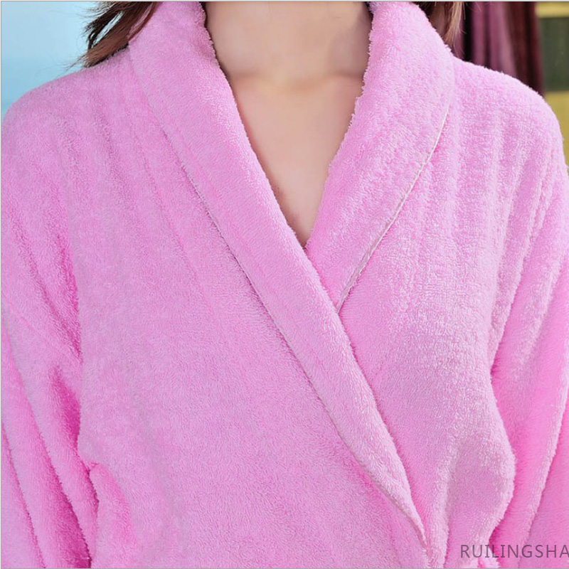 Image 5 - RBS F SL 12-in Robes from Underwear & Sleepwears