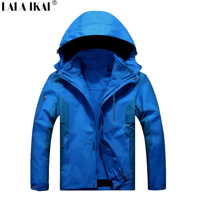 Outdoor 3 in 1 jacke