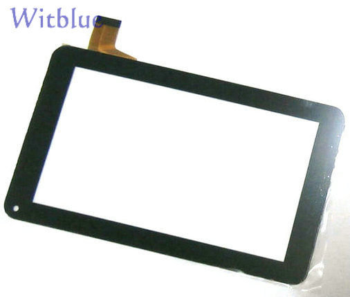 New For 7  IRBIS TX01 TABLET Capacitive touch screen panel Digitizer Glass Sensor Replacement Free Shipping new capacitive touch screen for 10 1 inch 4good t101i tablet touch panel digitizer glass sensor replacement free shipping