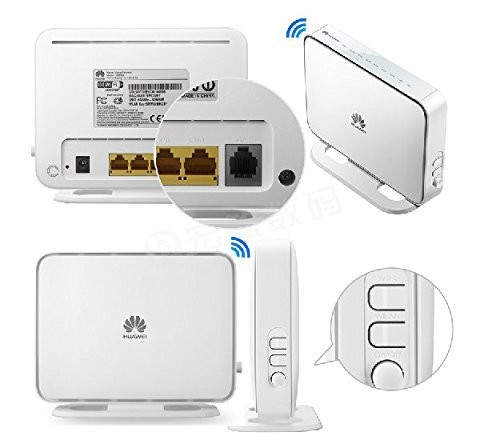US $40 0 |Original HUAWEI hg532S 300m adsl2 wireless broadband modem router  all in one machine for Russia-in Modem-Router Combos from Computer &
