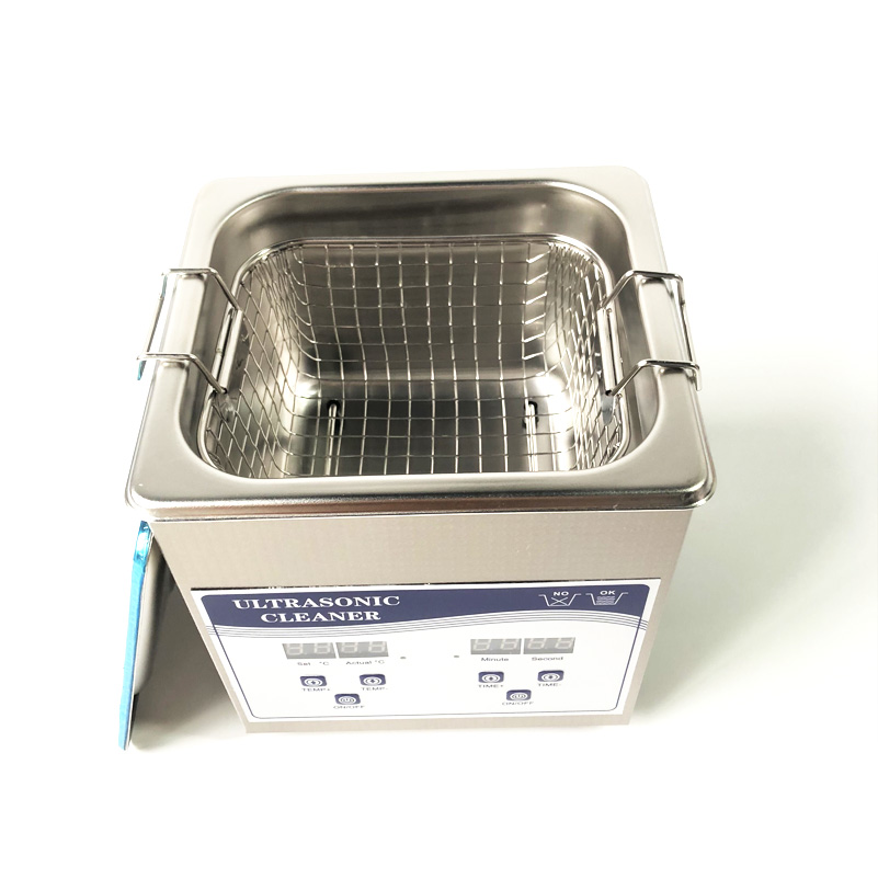 2L 40KHZ ultrasonic cleaner for surgical instruments for Fast cleaning 3l ultrasonic washer for surgical instruments for sweep frequency cleaning machine