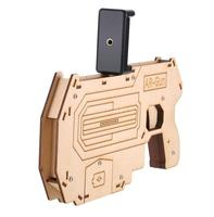 AR Gun Augmented Reality Shooting Games Cell Phone Bluetooth Control Toy Gun Gamepad For Ios Android