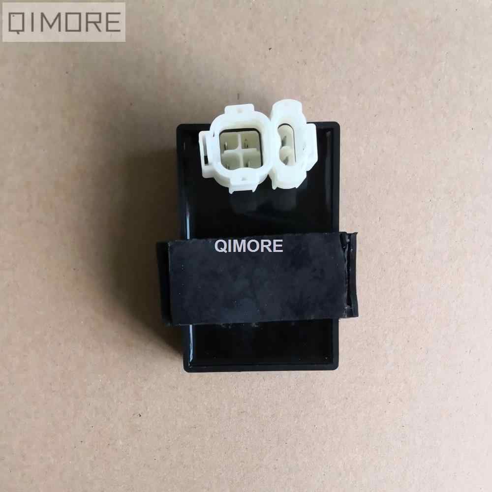 DC Fired CDI Unit Ignitor with variable angle for Scooter ATV GY6 50 GY6 125 GY6 150 139QMB 152QMI 157QMJ CB125 150