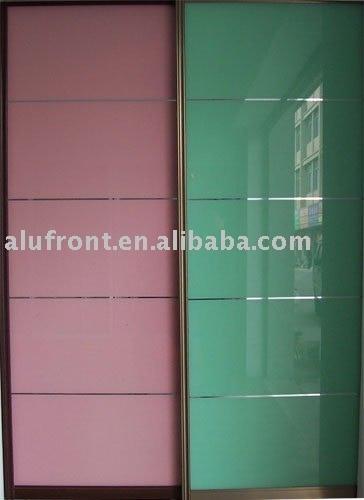 Aluminum Closet Door In Bathroom Vanities From Home Improvement On