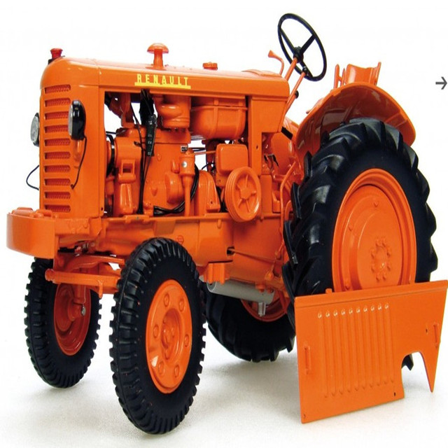 free shipping, Uh2227 alloy farm vehicle model 3042 renault tractor toy cars