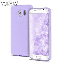Yokata Soft TPU Case For Samsung Galaxy