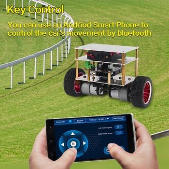 OSOYOO RC Two Wheel Self Balancing Robot Car Kit for OSOYOO DIY Educational  Starter