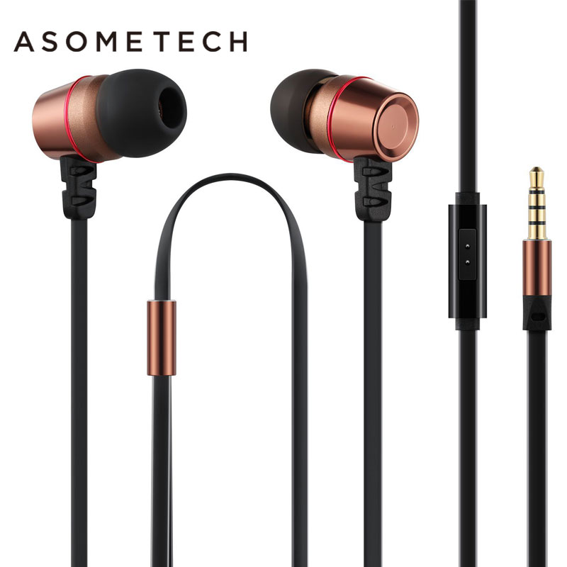 Heavy Bass Metal Stereo Headset In Ear Silicone Earbuds Earphone For iPhone Huawei Airpod Noodle LV9 Earphones With Microphone m299 in ear metal bass stereo earphones headphones headset earbuds with microphone for iphone samsung xiaomi huawei mp3 mp4