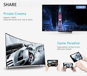 Image 2 - Wechip MiraScreen G2 Tv Stick Không Dây Dongle Tv Stick 2.4GHz 1080P HD Chorme Đúc Hỗ Trợ HDMI Miracast Airplay dành Cho Android IOS