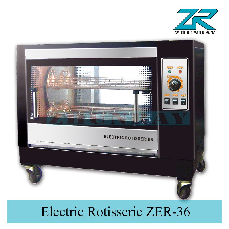 Hot sale commercial electric rotary rotisserie ZER 36 on Aliexpress ...