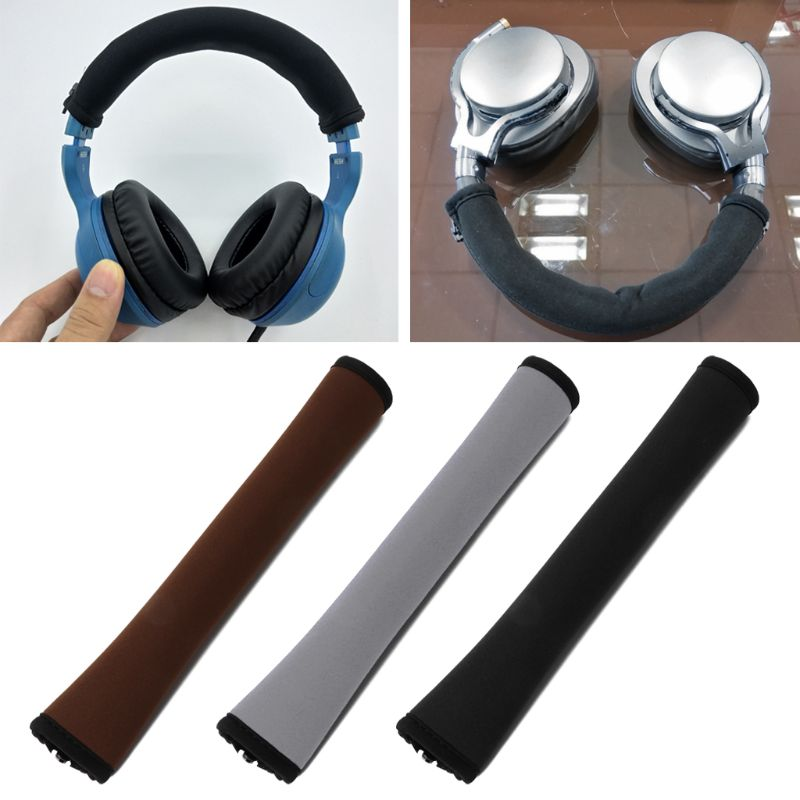Portable Audio & Video Repacement Headband Cushion Stand Pads Cover Headphones Protector For Audio Technica Ath M40x Ath-m40 Msr7 M20x M30x T50rp Ath Chills And Pains