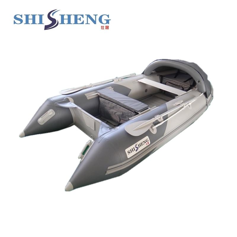 Čína tovární výroba 0,9 mm PVC nafukovací veslovací - Vodní sporty